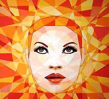 Radiant expression by Joseph Barbara
