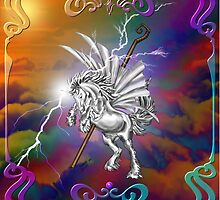 Fairytale Carousel Silver Cloud by GOFORTH