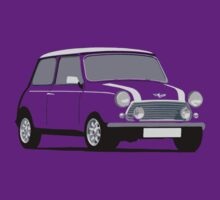 Classic Mini  by 3pedaldriving
