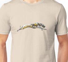 GREYHOUND RACE RUN Unisex T-Shirt