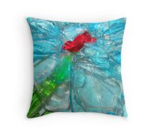 Glass Menagerie Throw Pillow