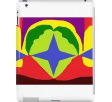 JPEG Abstract 1 iPad Case/Skin