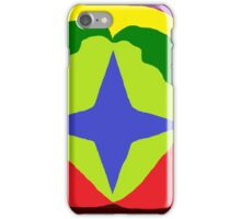 JPEG Abstract 1 iPhone Case/Skin