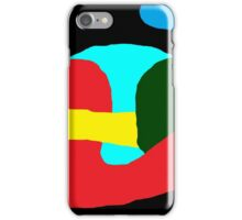 JPEG Abstract 3 iPhone Case/Skin