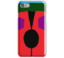 JPEG Abstract 4 iPhone Case/Skin