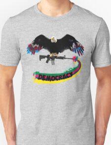 Eagle of Democracy Unisex T-Shirt