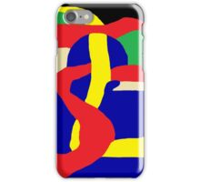 JPEG Abstract 7 iPhone Case/Skin