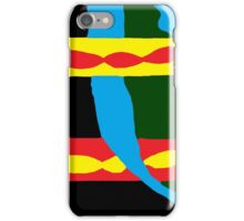 JPEG Abstract 8 iPhone Case/Skin