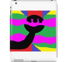 JPEG Abstract 9 iPad Case/Skin