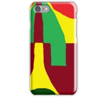 JPEG Abstract 12 iPhone Case/Skin