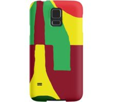 JPEG Abstract 12 Samsung Galaxy Case/Skin