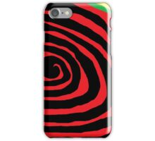 JPEG Abstract 14 iPhone Case/Skin