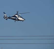 PolAir over Frankston by John Billing