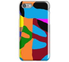 JPEG Abstract 16 iPhone Case/Skin