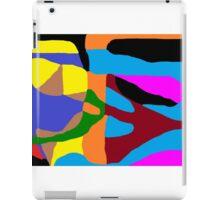 JPEG Abstract 16 iPad Case/Skin