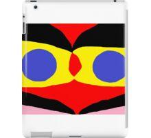 JPEG Abstract 17 iPad Case/Skin