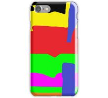 JPEG Abstract 18 iPhone Case/Skin