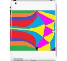 JPEG Abstract 19 iPad Case/Skin