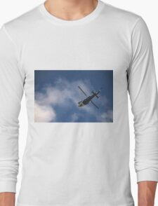 PolAir - Victoria Police Helicopter Long Sleeve T-Shirt