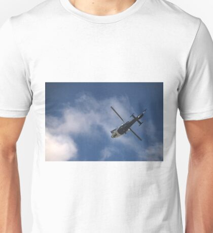 PolAir - Victoria Police Helicopter Unisex T-Shirt