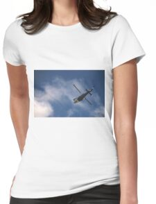 PolAir - Victoria Police Helicopter Womens Fitted T-Shirt