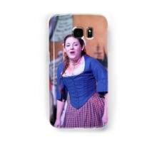 Dickens Fair Sing Along Samsung Galaxy Case/Skin