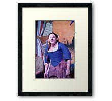 Dickens Fair Sing Along Framed Print