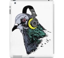 Techno Pigeon v2 iPad Case/Skin