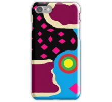 JPEG Abstract 28 iPhone Case/Skin