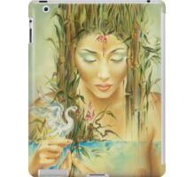 Chinese Fairytale (Weaving the Threads of Life...) iPad Case/Skin