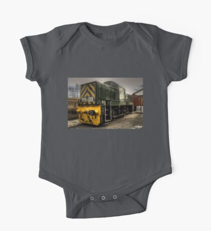 The BR class 14  One Piece - Short Sleeve