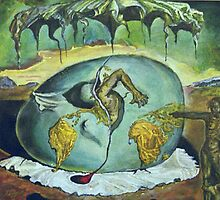 Dali's World by students