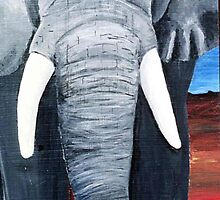 Elephant by students