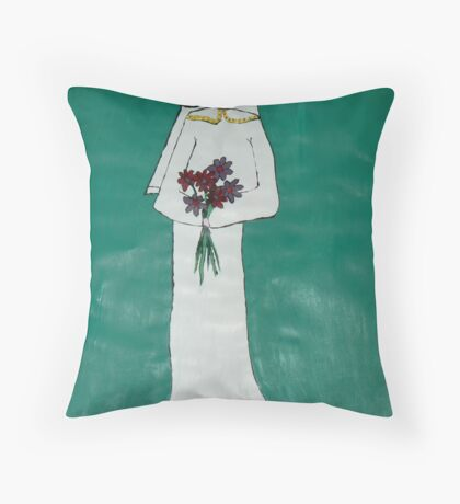 nieve Throw Pillow