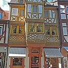Old Building in Miltenberg by Graeme  Hyde