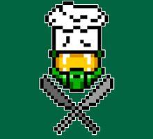 Chef Master Chief 8-Bit T-Shirt Unisex T-Shirt