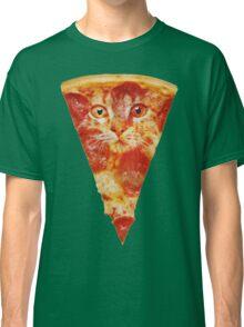 Pizza Face Classic T-Shirt