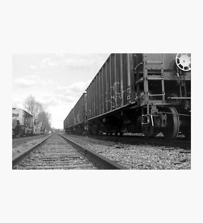 Train Car Photographic Print