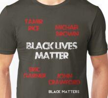 Black Lives Matter II Unisex T-Shirt