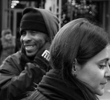 New Yorkers by Mark Jackson