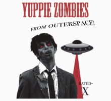 yuppie zombies from outerspace by Scott Woodburn