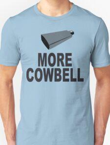 SNL More Cowbell Funny Geek Nerd T-Shirt