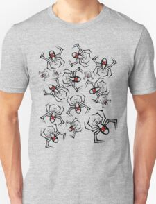 Black Widow Swarm T-Shirt