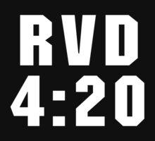 RVD 4:20 by TaneNikora