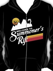 Summoners Rift Funny Geek Nerd T-Shirt