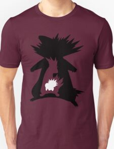 Cyndaquil Evolution T-Shirt T-Shirt