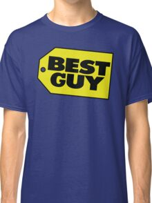Best Guy - Best Buy Spoof Logo Classic T-Shirt