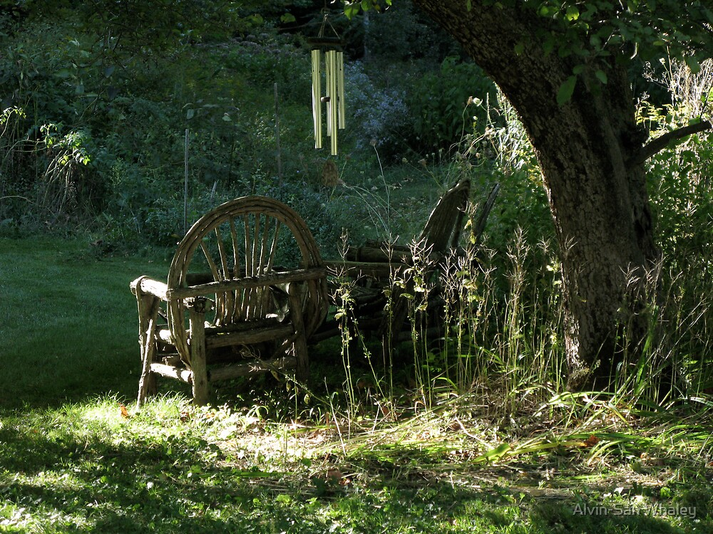 Lawn Chairs by Alvin-San Whaley