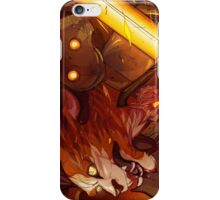 Charge the Line! iPhone Case/Skin