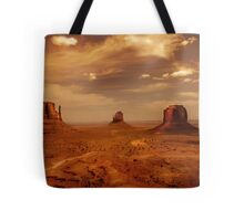 Earth's edge Tote Bag